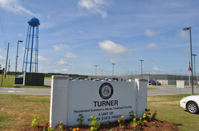 TURNER   The Georgia Department of Corrections